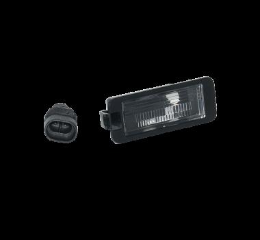 Lanterna de Placa Gol G4 e Fox 04/13 - Com Soquete