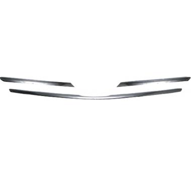 Aplique Cromado Grade Dianteira Corolla 2012/ - Shekparts