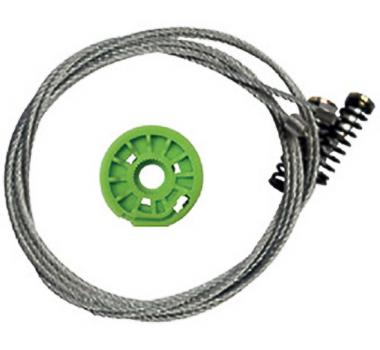 Kit Reparo de Máquina de Vidro Elétrico Uno Vivace 4p Diant - Vpl