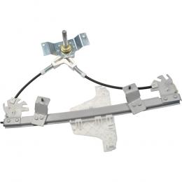 Maquina Vidro Manual Gol G5 Traseiro Esquerdo - Micro