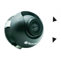 Câmera Estacionamento Tartaruga Ajustável - Techone