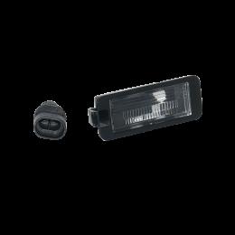 Lanterna de Placa Gol G4 e Fox 04/13 - Com Soquete - DSC