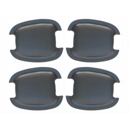 Aplique Preto Concha Vectra 06/Agile/Cruze 4 portas