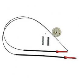 Kit Reparo de Máquina de Vidro Elétrico Scenic Diant.-Vpl