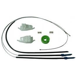 Kit Reparo de Máquina de Vidro Elétrico Stilo 4 P.Dianteiro Lado Direito/Lado esquerdo-Vpl