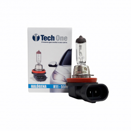 Lampada Halogena H11 12v 55w - Techone
