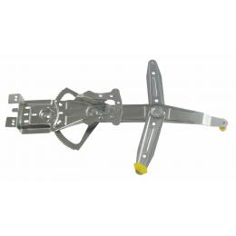 Maquina Vidro Eletrico Sem Motor Celta 4 portas Dianteiro direito Motor Original 10 direito
