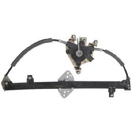 Maquina Vidro Eletrico Sem Motor Gol G5 Traseiro esquerdo - Dial