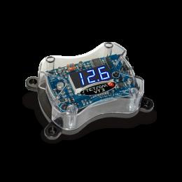 Voltimetro Digital Stetsom Vt-3 Azul